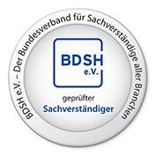 Kirsten Zielke Sachverständige Maschinenbau Arbeitssicherheit BDSH