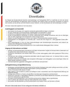Kirsten Zielke Sachverständige für Maschinen und Anlagen-EhrenKodex-BDFS